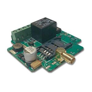 GSM vezérlés